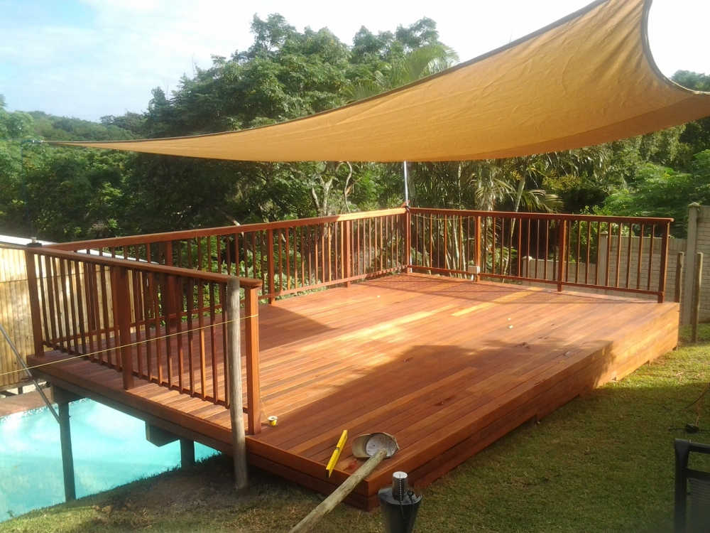 Timber Sundecks in Durban (1/3)