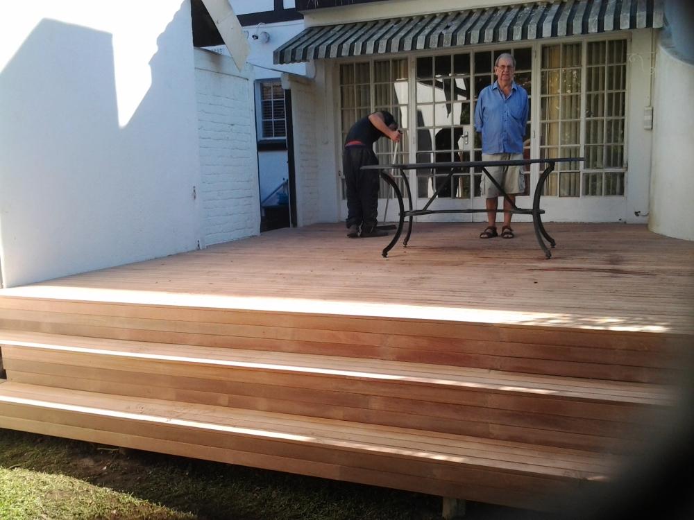 Timber Sundecks in Durban (3/3)