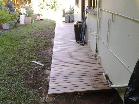 Wooden Decks Durban and Cape Town