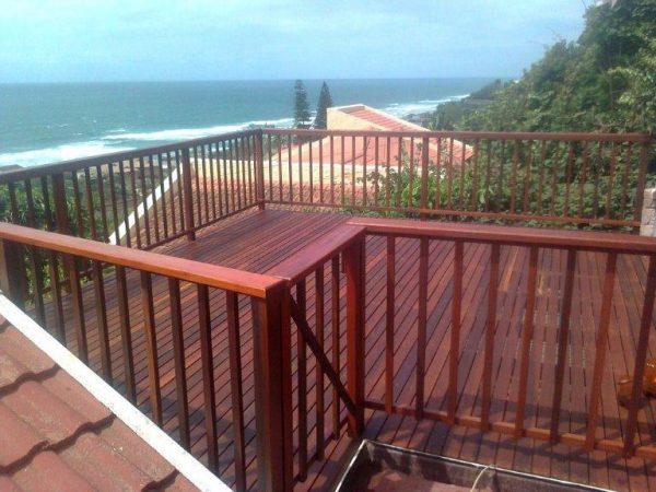 Timber deck installers Durban