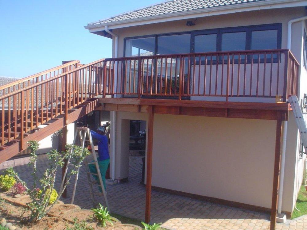 Deck maintenance and deck sealing