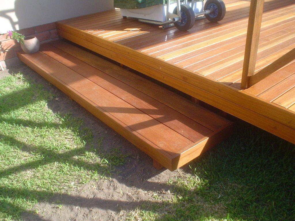 Wooden Sun Decks The Wood Joint