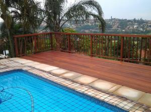 Wooden sundeck Durban