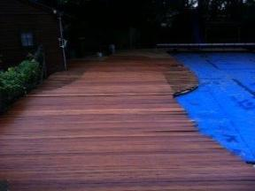 Pool Deck Builder Durban