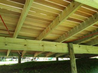 Wooden Sundeck Installer Durban