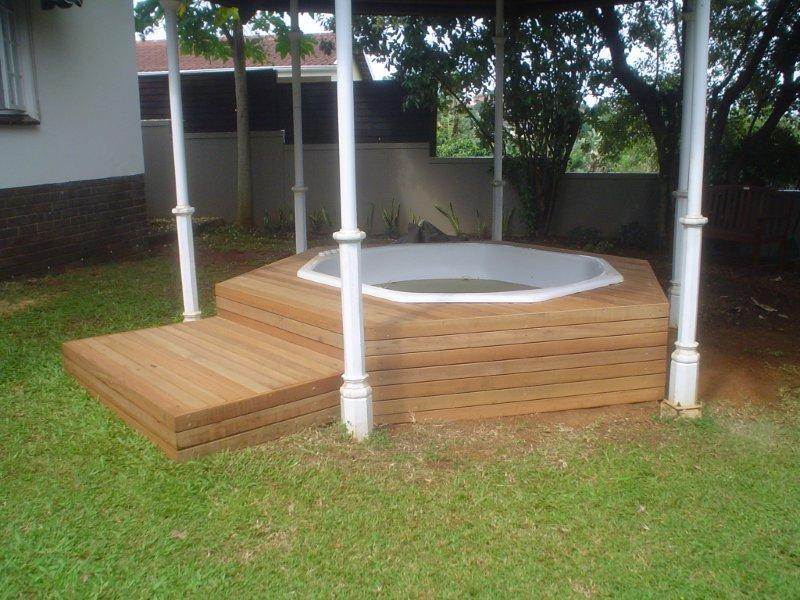Jacuzzi Cladding Durban