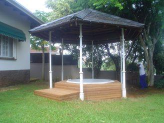 Jacuzzi Cladding Umhlanga, Durban