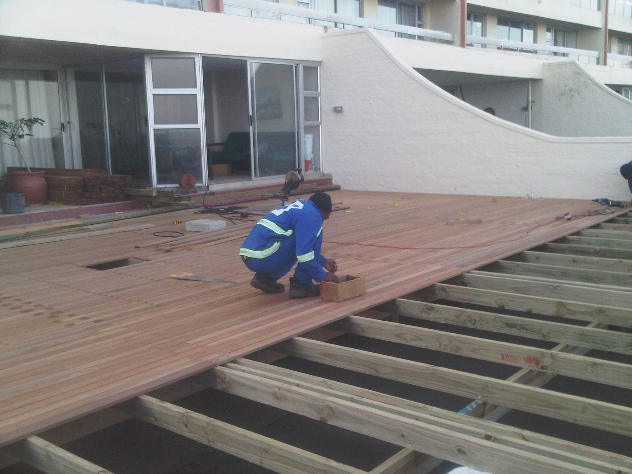 Wooden Decking Durban The Wood Joint