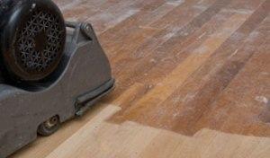 Floor sanding Durban
