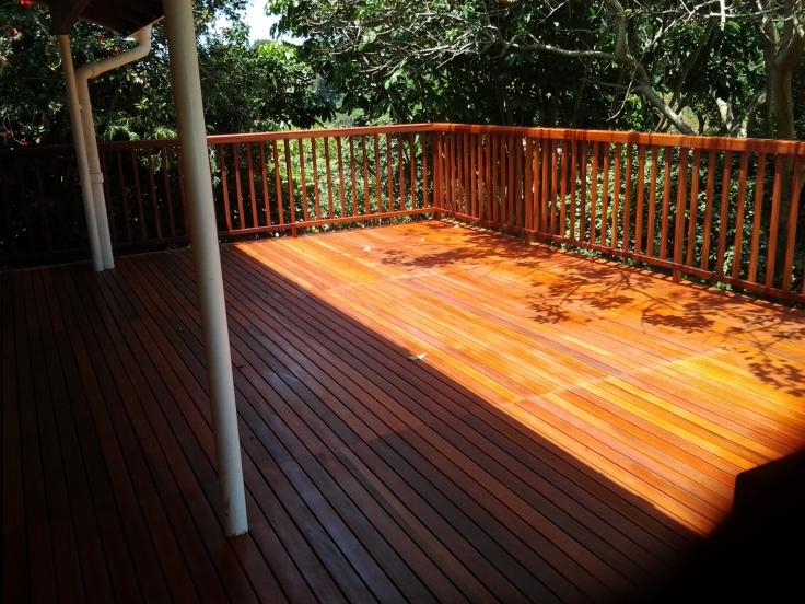 Wooden decks Durban and Cape Town