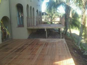 Wooden Deck Verulam