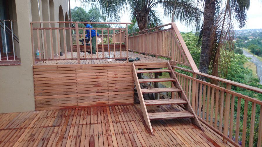 Wooden Screens Pergolas Decks And Gates Durban: Wooden Decks Durban – Verulam