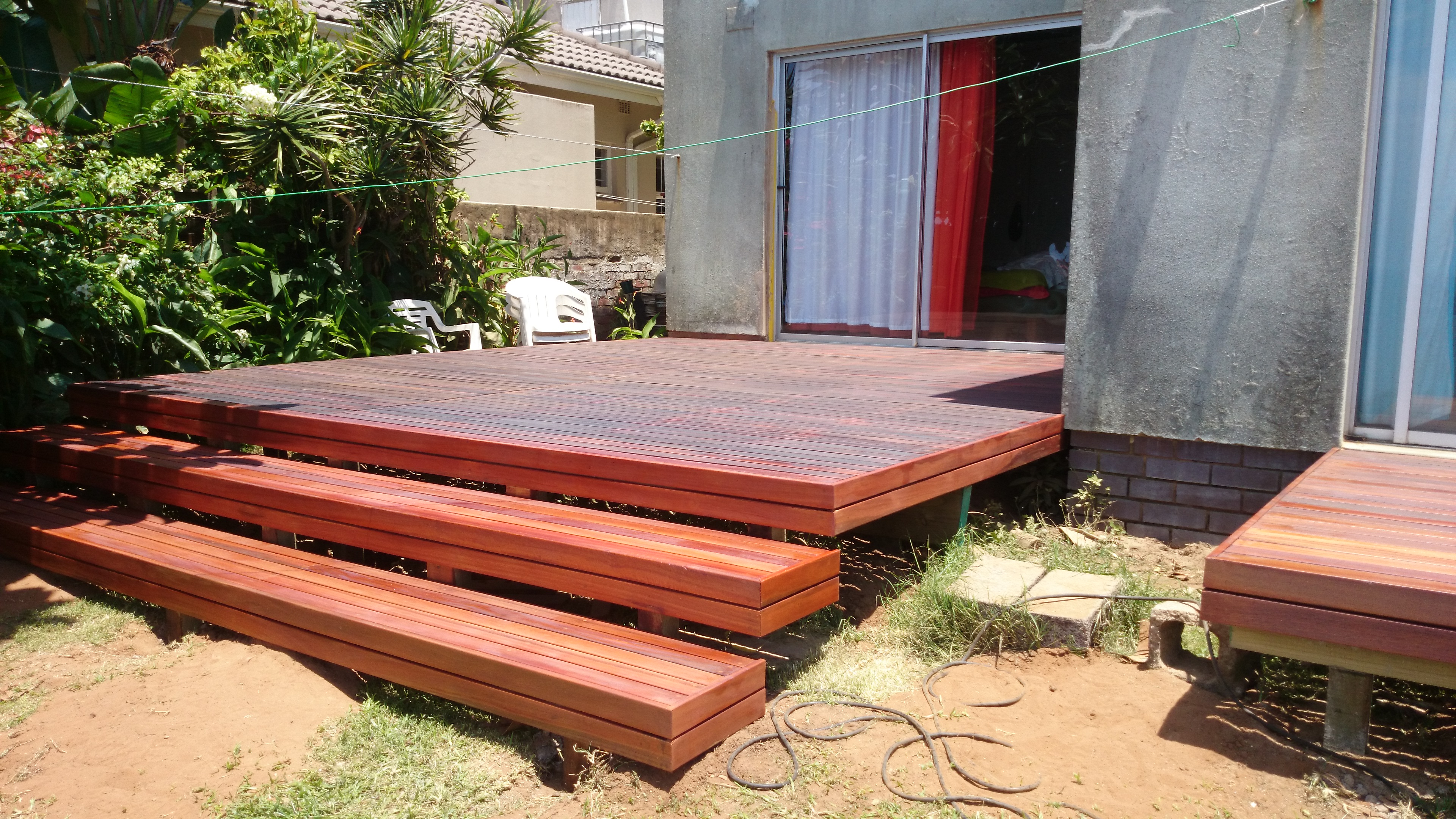 Pictures Of Sundecks Stairs And Benches: Wooden Decks Durban – Bluff
