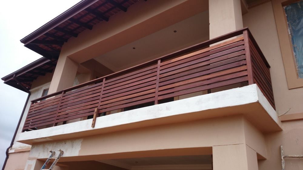 Wooden Balustrades Durban and Cape Town