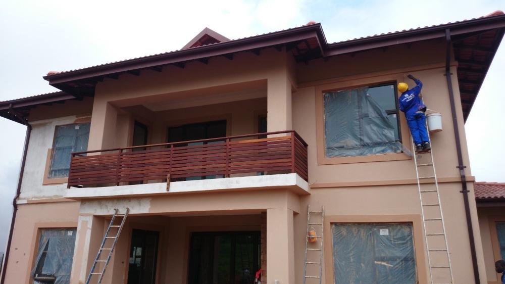 Wooden balustrades Durban
