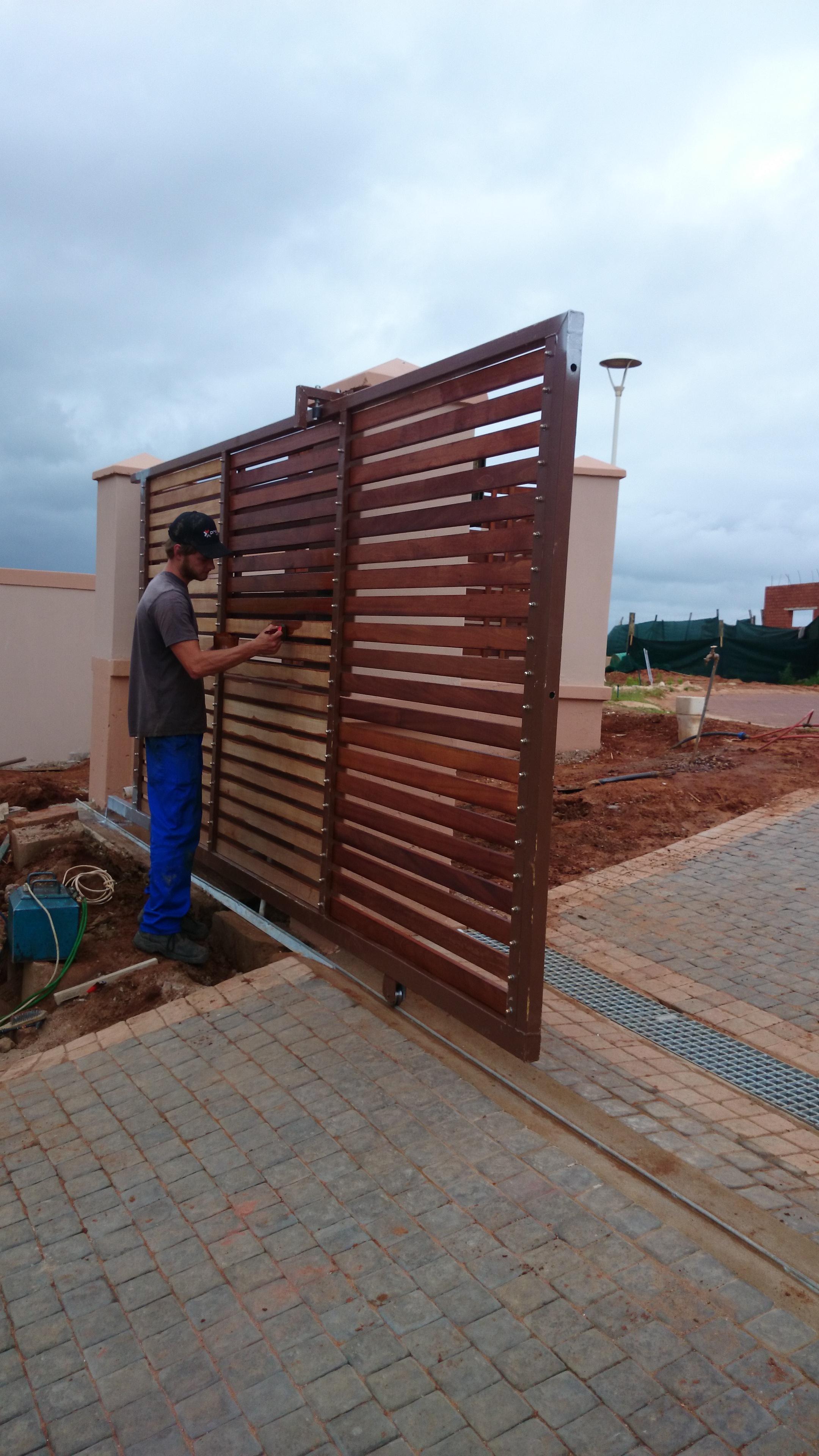Wooden Screens Pergolas Decks And Gates Durban The