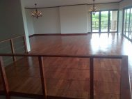 Teak Hardwood Floors Hluhluwe May 2014 2