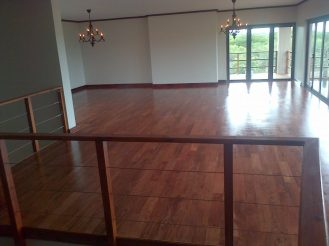 Teak Hardwood Floors Hluhluwe May 2014 2