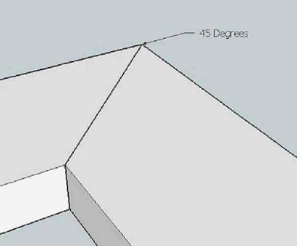 Balau Deck board