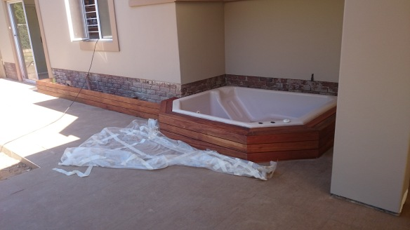 Wooden Sun decks Durban