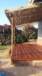 Timber Balau Deck Malvern August 2014 2