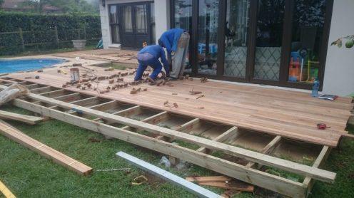 Timber Decking Companies Durban 2