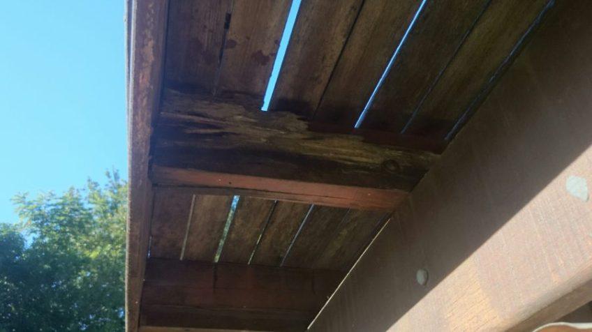 Wooden Decks Balau vs CCA Treated Substructure 4