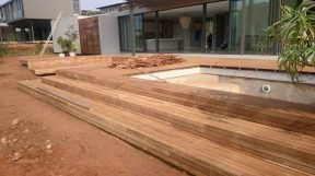 Wooden Decks Umhlanga, Durban June 2015 9