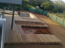Wooden Decks Umhlanga, Durban June 2015 2