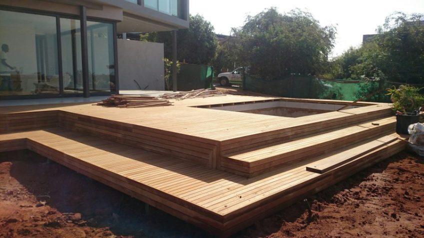 Wooden Decks Umhlanga, Durban June 2015 1