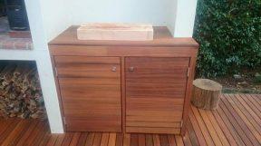 Balau Timber Deck Kloof July 2016 6