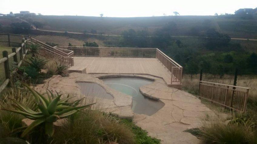 Timber Pool Deck Durban July 2016 3