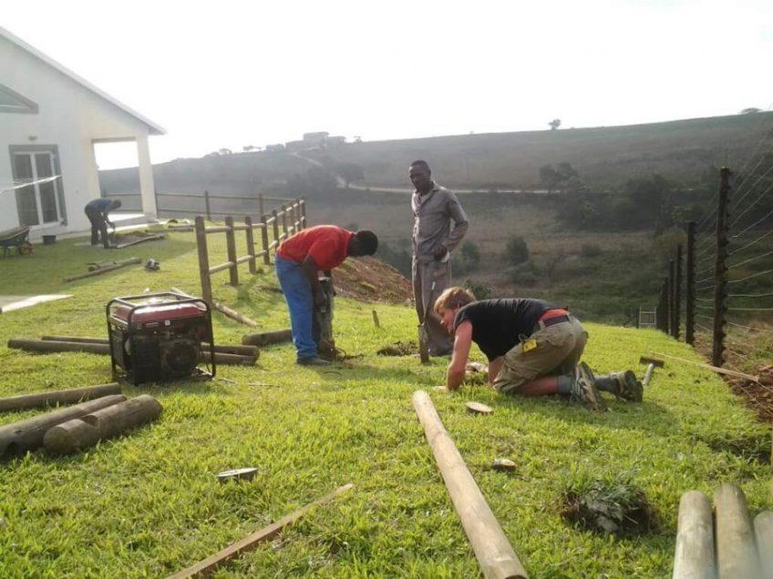 Timber Pool Deck Durban July 2016 1