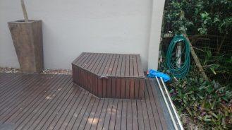 Timber Pool Deck Old Durban September 2015 9