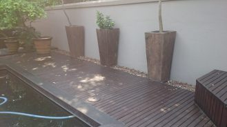 Timber Pool Deck Old Durban September 2015 8