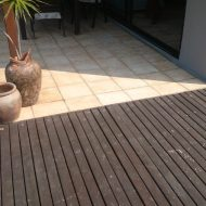 Timber Pool Deck Old Durban September 2015 7