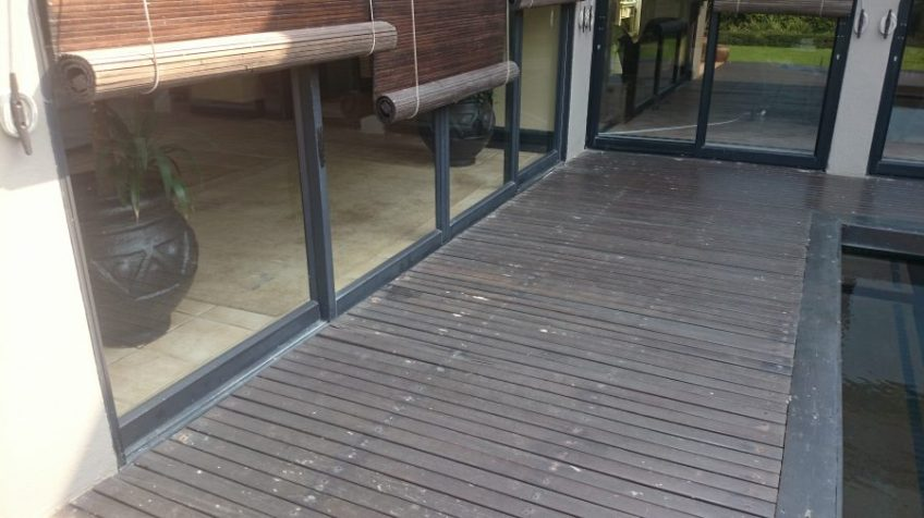 Timber Pool Deck Old Durban September 2015 6