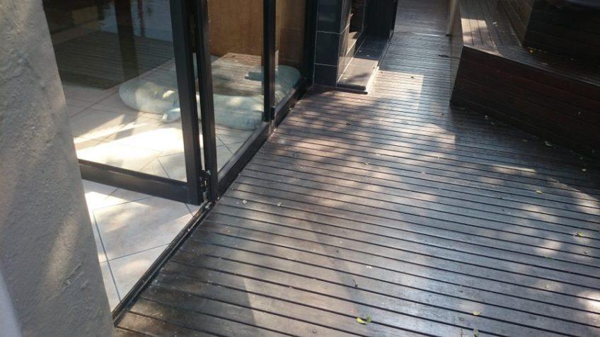 Timber Pool Deck Old Durban September 2015 3