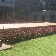 Timber Pool Deck New Durban September 2015 9