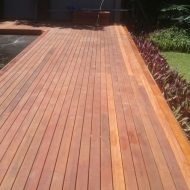 Timber Pool Deck New Durban September 2015 5