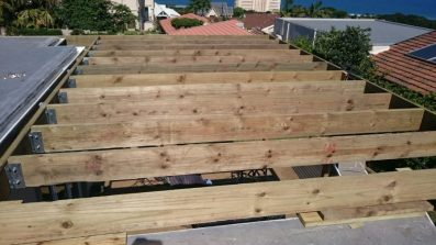 Deck and Stairs Umhlanga March 2016 16