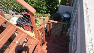 Deck and Stairs Umhlanga March 2016 3
