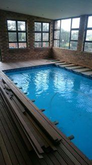 Wooden Pool Deck Estcourt March 2016 7