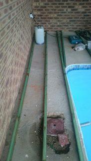 Wooden Pool Deck Estcourt March 2016 6