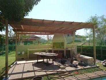 Wooden Pergola Durban August 2016 5