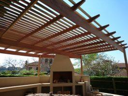 Wooden Pergola Durban August 2016 2