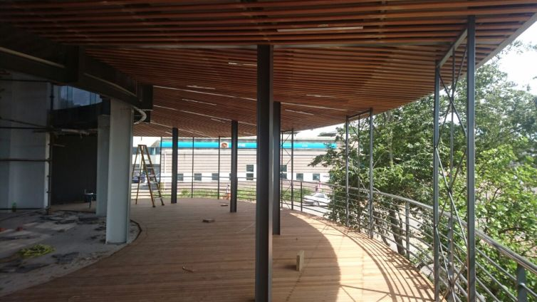 Timber Ceiling and Deck Hillcrest November 2016 4