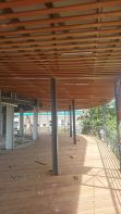 Timber Ceiling and Deck Hillcrest November 2016 3