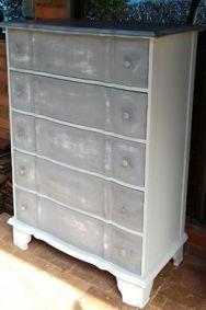 Upcycleded Dresser Drawers