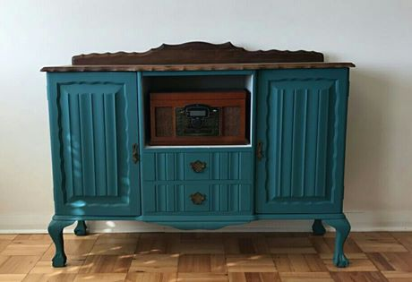 Upcycled Sideboard